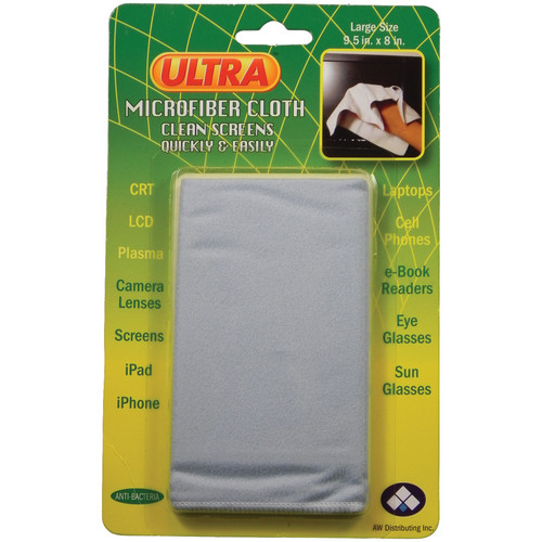 ULTRA SCREEN CLEANER Microfiber Cloth