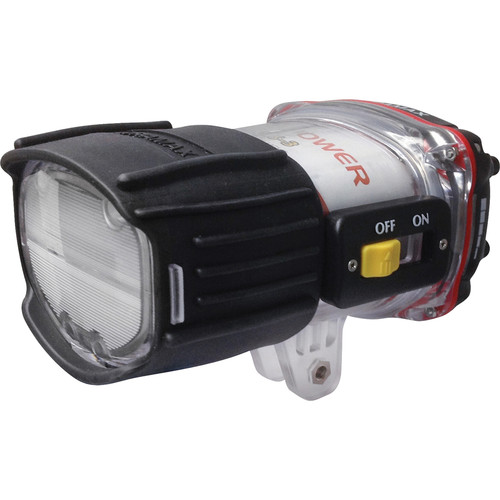 ULTRAMAX ULTRAPOWER UXDS-3 Digital Underwater Strobe Head with Diffuser