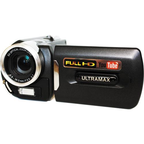 ULTRAMAX UXDV-3HD-CAM 1080p Digital Video Camera