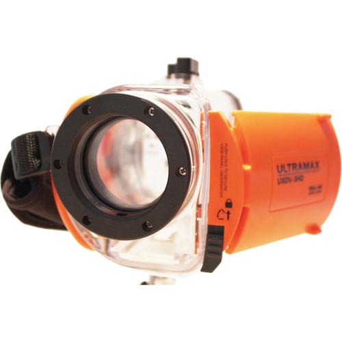 ULTRAMAX UXDV-3HD-HSE Underwater Housing for Ultramax UXDV-3HD-CAM