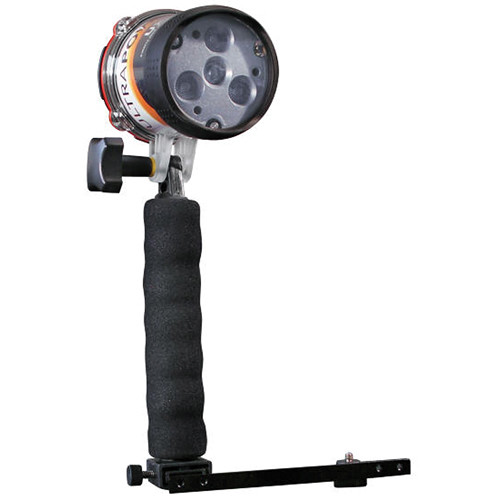 ULTRAMAX ULTRAPOWER-II 6W LED Wide-Angle Video Dive Light Premium Package