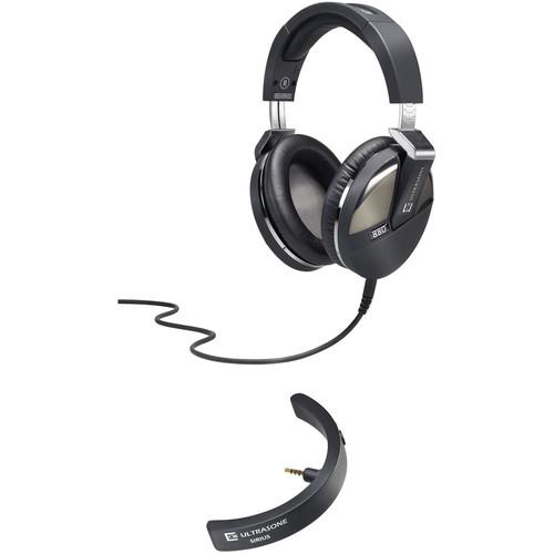 Ultrasone Wireless Performance 880 Headphone Bundle with SIRIUS Bluetooth Adapter