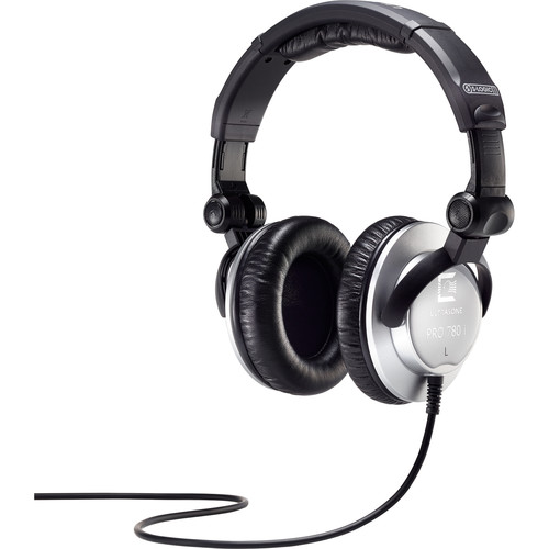 Ultrasone PRO 780i Closed-Back Stereo Headphones