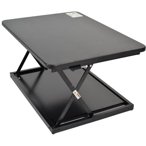 Uncaged Ergonomics CHANGEdesk Mini Standing Desktop Workstation (Black)