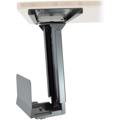 Uncaged Ergonomics Cpu2G Swivel Under Desk Cpu Holder