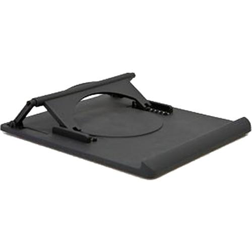Uncaged Ergonomics Swivel Laptop Stand Rotating Riser