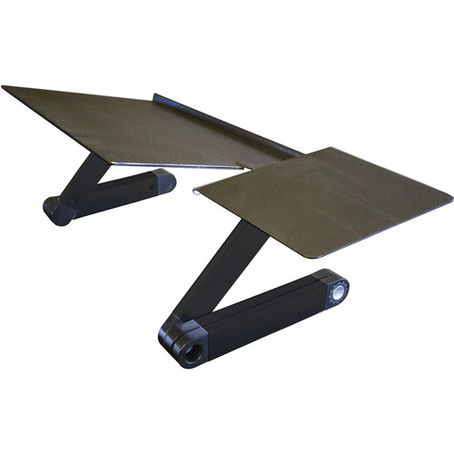 Uncaged Ergonomics WorkEZ Keyboard Tray Stand (Black)