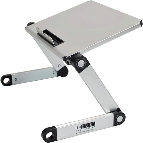 Uncaged Ergonomics Workez Light Portable Laptop Stand