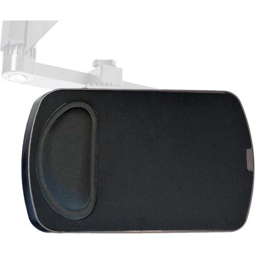 Uncaged Ergonomics WorkEZ Mouse Pad (Black)