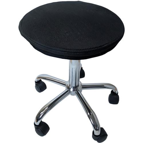 Uncaged Ergonomics Wobble Stool Air Rolling Balance Chair (Black)
