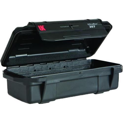 Underwater Kinetics UltraBox 207 (Black, Empty Box)