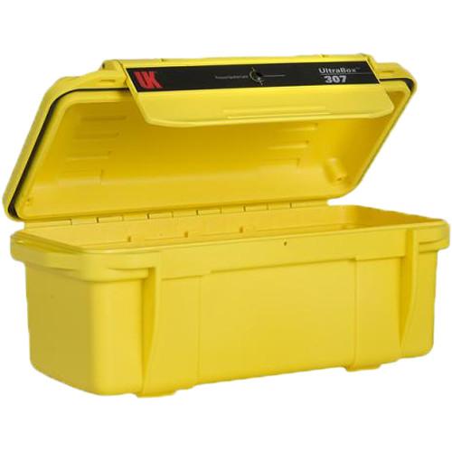 Underwater Kinetics UltraBox 307 (Yellow, Empty Box)