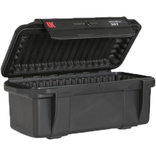 Underwater Kinetics UltraBox 307 (Black, Empty Box)