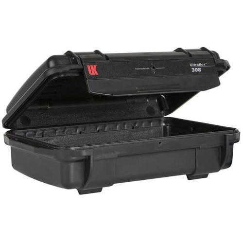Underwater Kinetics UltraBox 308 (Black, Empty Box)