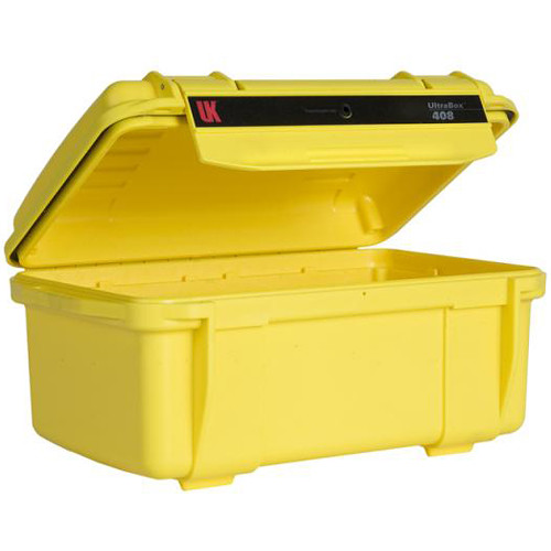 Underwater Kinetics UltraBox 408 (Yellow, Empty Box)