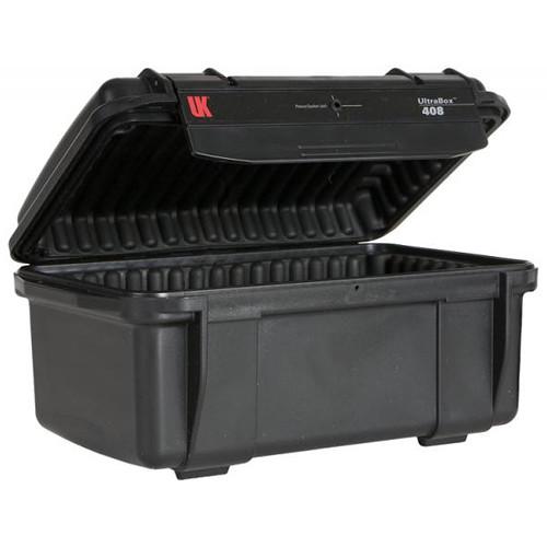 Underwater Kinetics UltraBox 408 (Black, Padded Box)