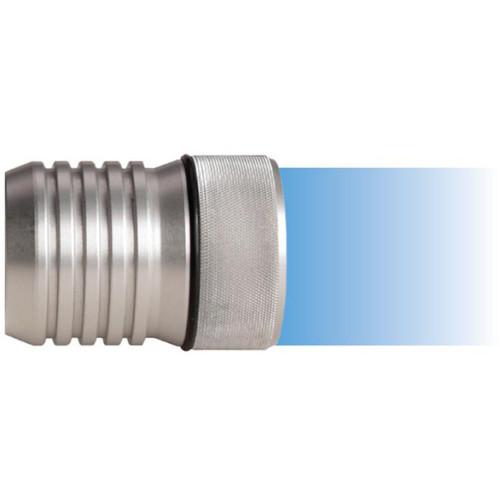 Underwater Kinetics Aqualite Pro eLED Lamp Head for Dive Light (20º, Silver)