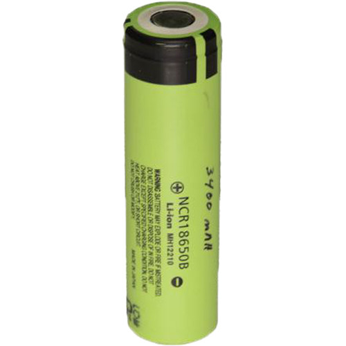 Underwater Kinetics Rechargeable 18650 Lithium-Ion Battery for Aqualite Pro Dive Light (3400mAh)