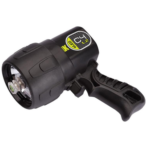 Underwater Kinetics C4 eLED L2 Rechargeable Dive Light (Black)