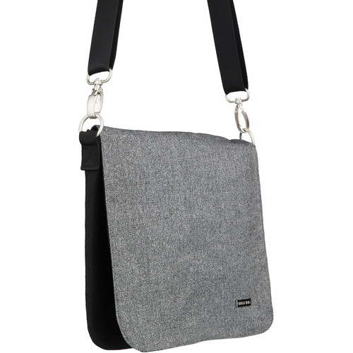 UNDFIND Waist Shooter Bag City Gray