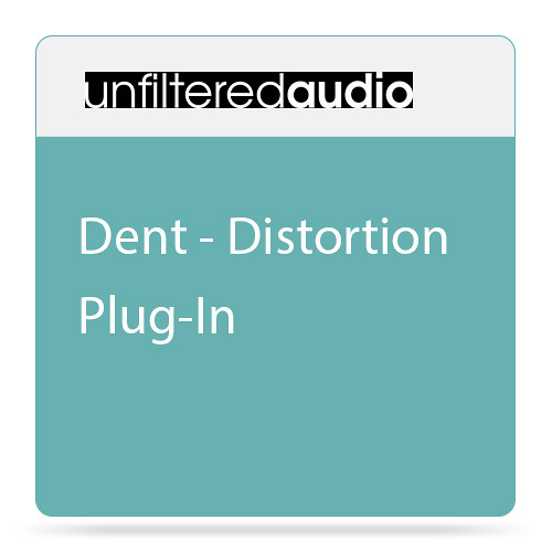 Unfiltered Audio Dent - Distortion Plug-In (Download)
