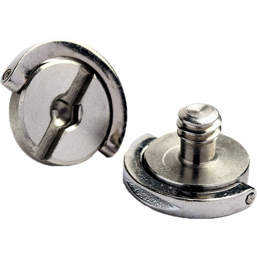 UniqBall D-Ring Screw for BasiQPlates and IQuickPlates
