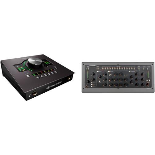 Universal Audio Apollo Twin MKII DUO Kit with Softube Console 1 MKII