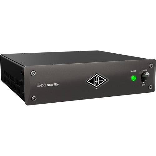 Universal Audio UAD-2 Satellite Thunderbolt QUAD Core - Desktop DSP Accelerator