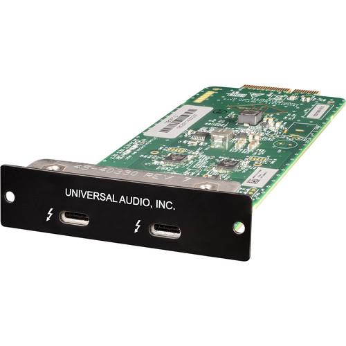 Universal Audio Thunderbolt 3 Option Card for Rackmount Apollo Interfaces
