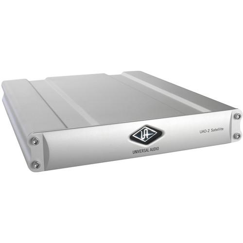 Universal Audio UAD-2 Satellite QUAD Ultimate 2 - FireWire DSP Accelerator with Custom Bundle