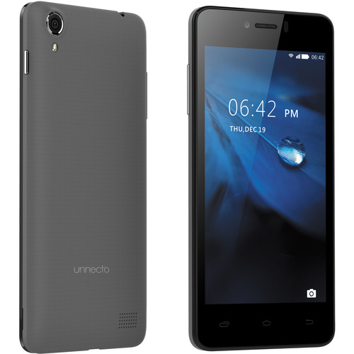 Unnecto Air 4.5 8GB Smartphone (Unlocked, Gray)