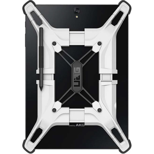 Urban Armor Gear Exoskeleton Case for Large Tablets (White)
