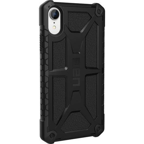 Urban Armor Gear Monarch Series Case for iPhone XR (Black)