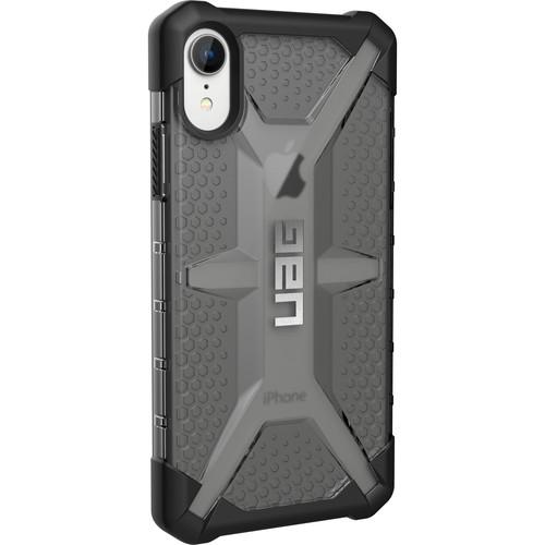 Urban Armor Gear Plasma Series Case for iPhone XR (Ash)