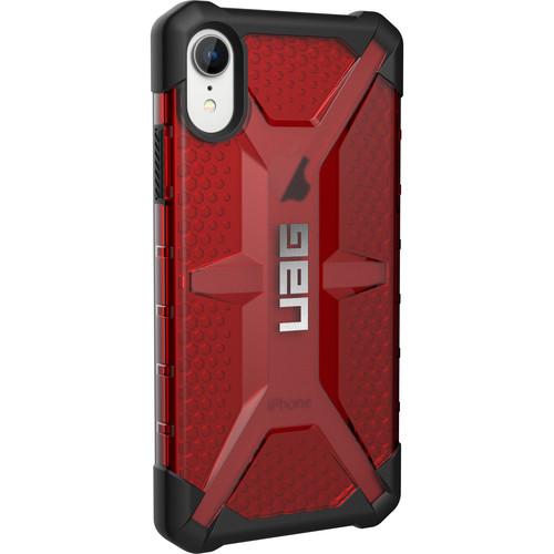 Urban Armor Gear Plasma Series Case for iPhone XR (Magma)