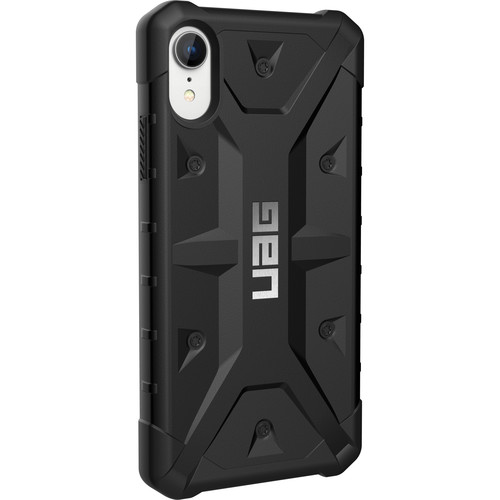 Urban Armor Gear Pathfinder Series Case for iPhone XR (Black)