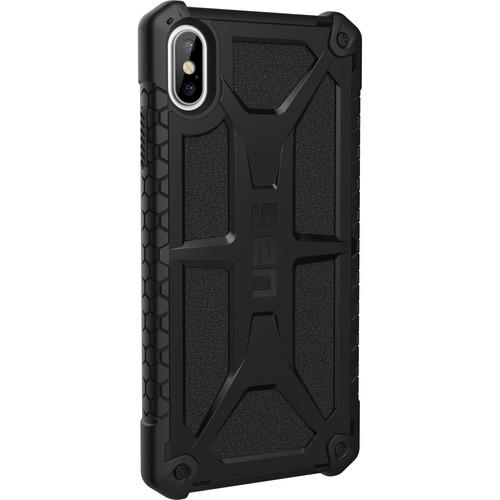Urban Armor Gear Monarch Series Case for iPhone Xs Max (Black)