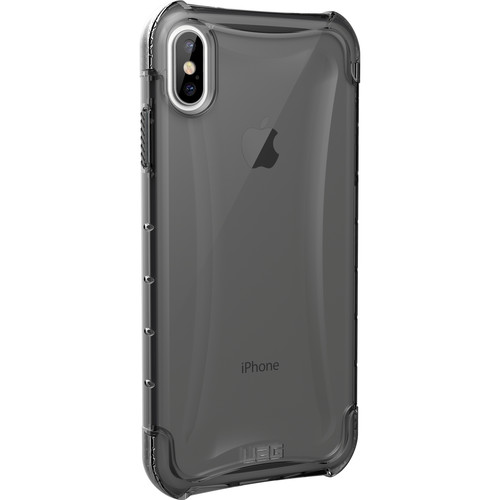 Urban Armor Gear Plyo Series Case for iPhone Xs Max (Ash)
