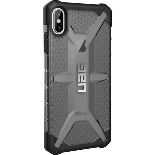 Urban Armor Gear Plasma Series Case for iPhone Xs Max (Ash)