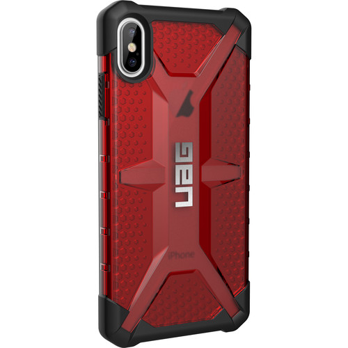 Urban Armor Gear Plasma Series Case for iPhone Xs Max (Magma)