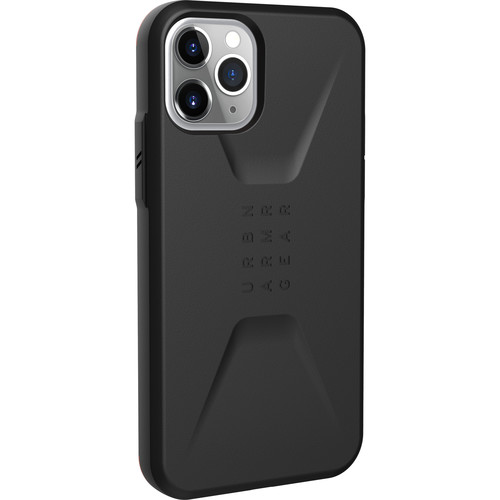 Urban Armor Gear Civilian Case for iPhone 11 Pro (Black)