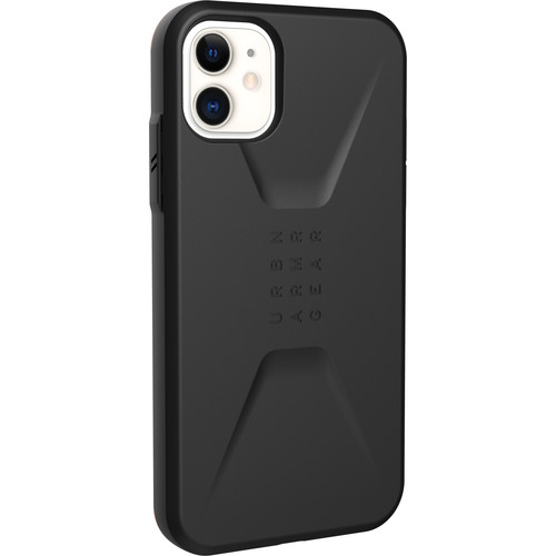 Urban Armor Gear Civilian Case for iPhone 11 (Black)