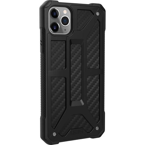 Urban Armor Gear Monarch Case for iPhone 11 Pro Max (Black)