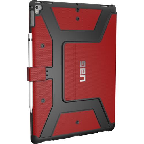 """Urban Armor Gear Metropolis Case for 12.9"""" iPad Pro (2018, Magma)"""