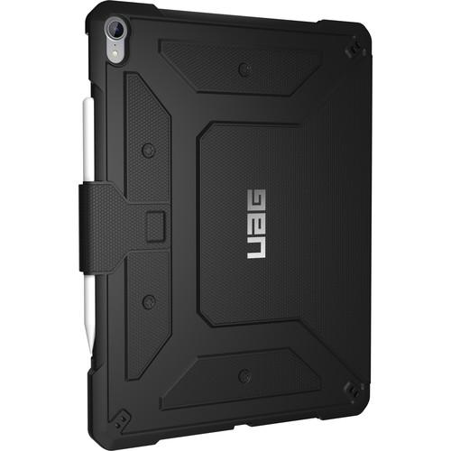"Urban Armor Gear Metropolis Case for 12.9"" iPad Pro (2018/Black)"