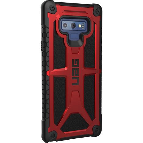 Urban Armor Gear Monarch Series Case for Samsung Galaxy Note9 (Crimson)