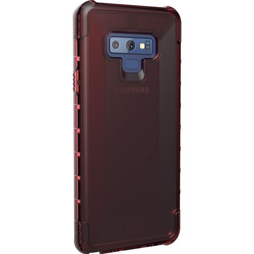 Urban Armor Gear Plyo Series Case for Samsung Galaxy Note9 (Crimson)