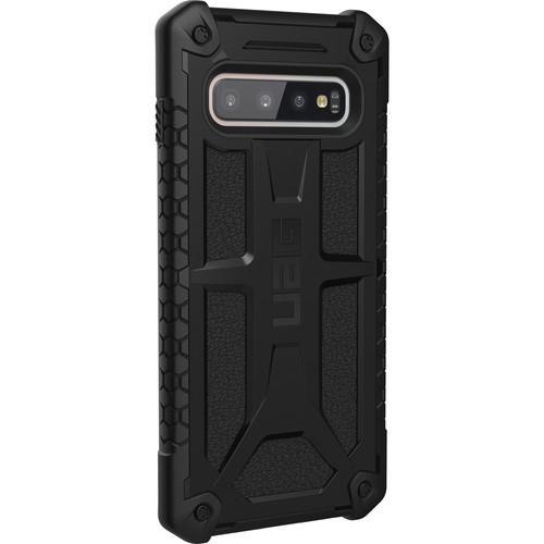 Urban Armor Gear Monarch Series Case for Samsung Galaxy S10 (Matte Black)