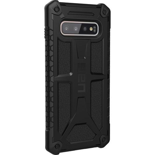 Urban Armor Gear Monarch Series Case for Samsung Galaxy S10+ (Matte Black)