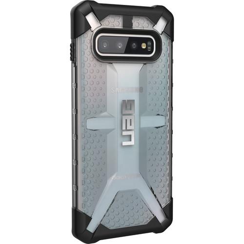 Urban Armor Gear Plasma Series Case for Samsung Galaxy S10+ (Ice)